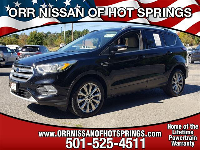 2017 Ford Escape Titanium [10]