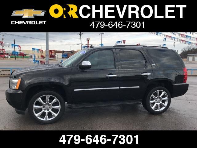 2013 Chevrolet Tahoe LTZ [6]
