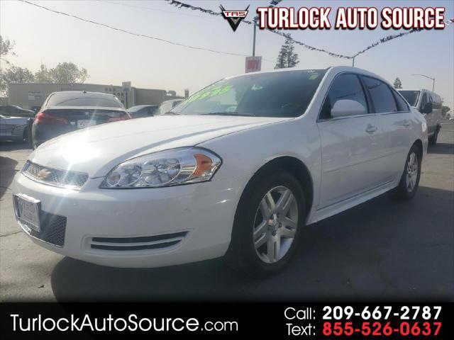 2012 Chevrolet Impala LT Fleet for sale in Turlock, CA