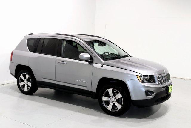 2016 Jeep Compass High Altitude Edition [6]