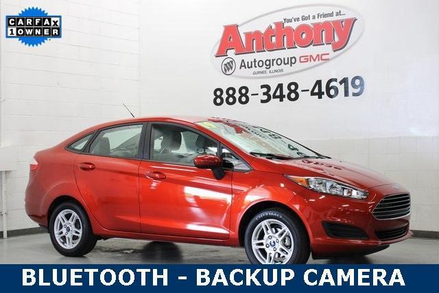 2019 Ford Fiesta SE for sale in Gurnee, IL