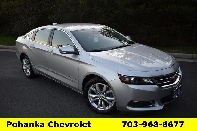 2017 Chevrolet Impala LT for sale in Chantilly, VA