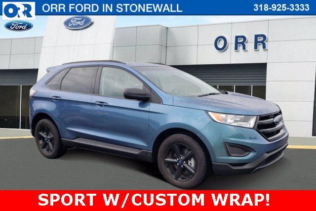 2018 Ford Edge SE [1]