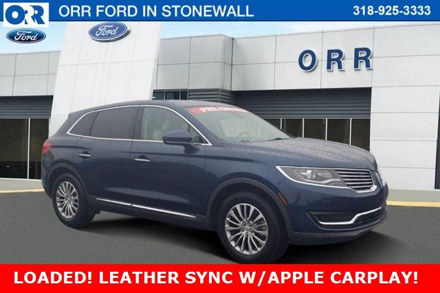 2017 Lincoln Mkx Select [4]