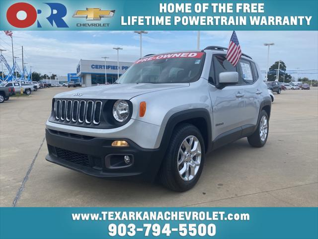2016 Jeep Renegade Latitude [2]