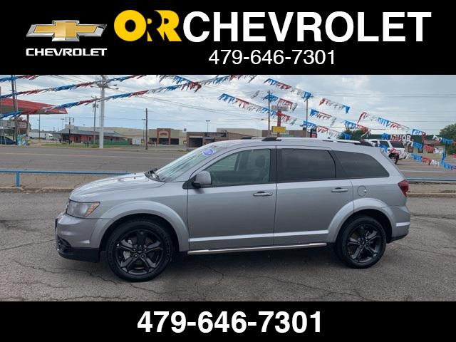 2019 Dodge Journey Crossroad [17]