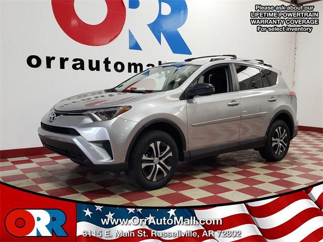 2016 Toyota Rav4 LE [7]