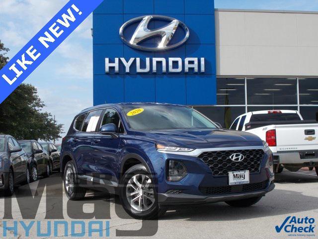 2020 Hyundai Santa Fe SE [0]