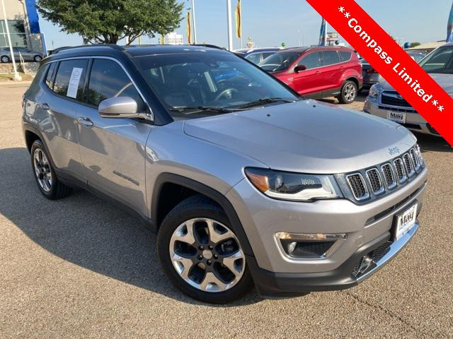 2018 Jeep Compass Limited [7]