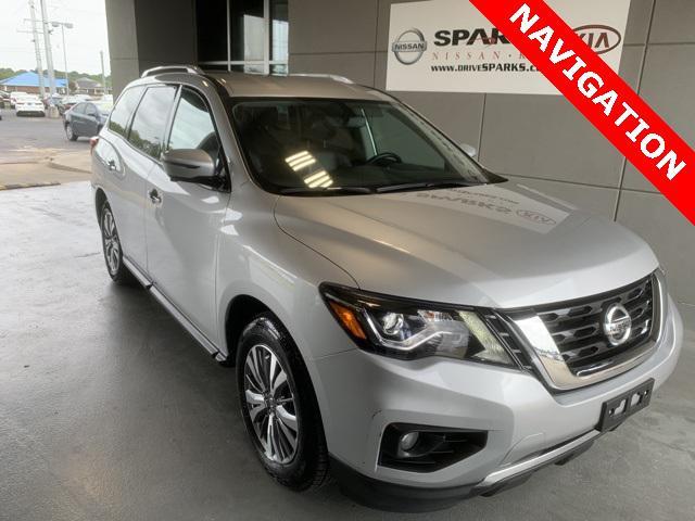 2019 Nissan Pathfinder SL [14]