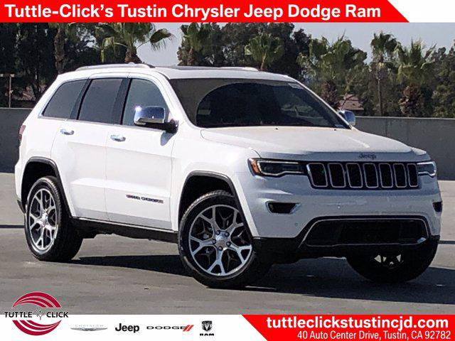 2020 Jeep Grand Cherokee Limited for sale in Tustin, CA