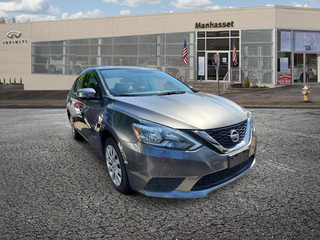 2017 Nissan Sentra SV [1]