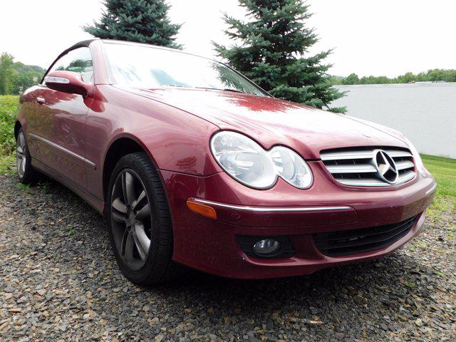 2008 Mercedes-Benz CLK-Class 3.5L for sale in Fort Washington, PA