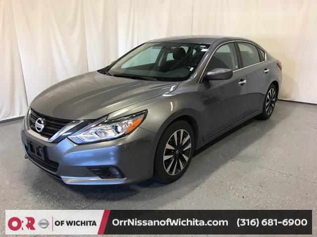 2018 Nissan Altima 2.5 SV [0]