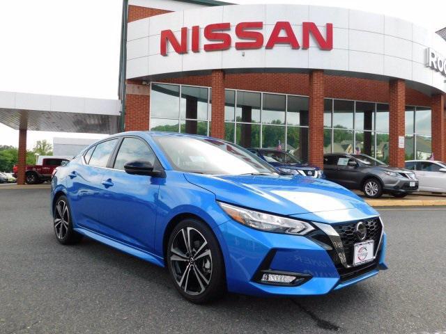 2020 Nissan Sentra SR for sale in Stafford, VA