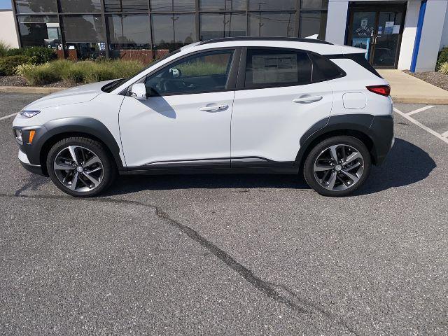 2021 Hyundai Kona Limited for sale near Frederick, MD