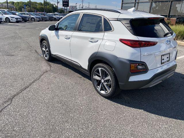 2021 Hyundai Kona Limited for Sale in Frederick, MD