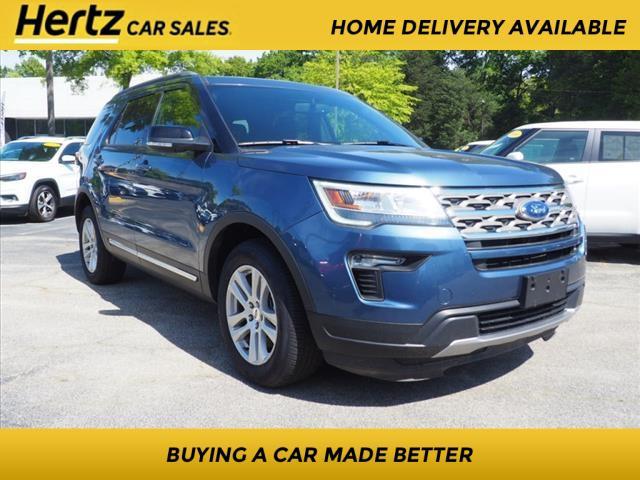2018 Ford Explorer XLT for sale in Marietta, GA