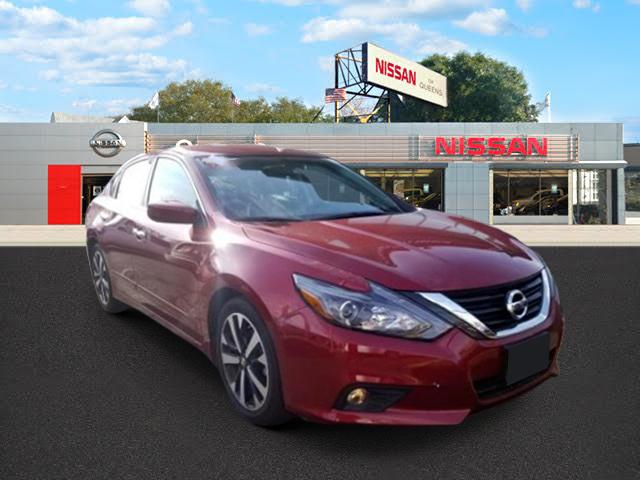 2018 Nissan Altima 2.5 SR Sedan [0]