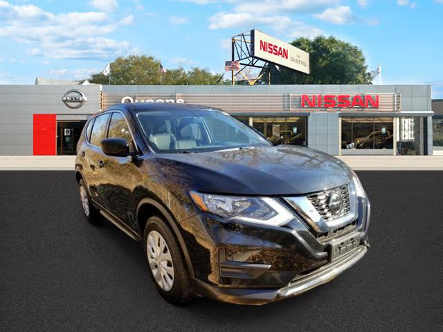 2018 Nissan Rogue AWD S [9]