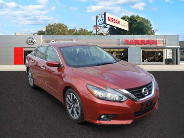 2017 Nissan Altima 2.5 SR Sedan [4]