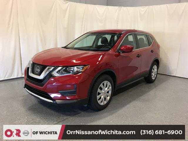 2017 Nissan Rogue S [3]