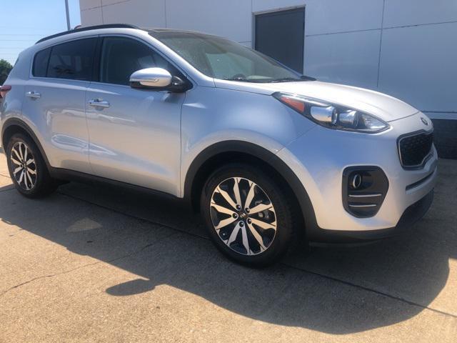 2018 Kia Sportage EX [2]