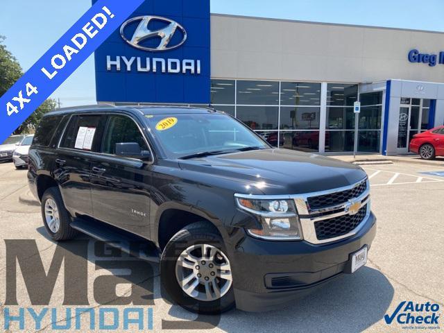 2019 Chevrolet Tahoe LT [2]