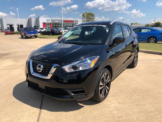 2020 Nissan Kicks SV [5]