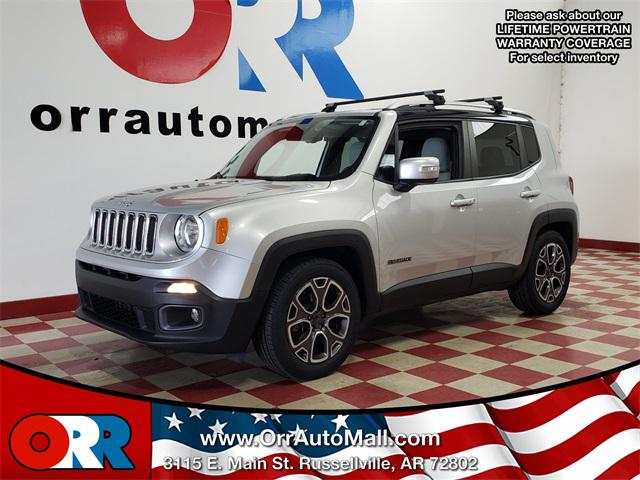 2016 Jeep Renegade Limited [0]
