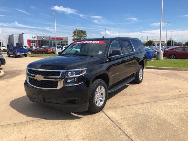2019 Chevrolet Suburban LT [6]