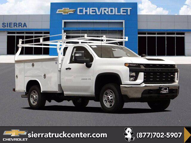 2020 Chevrolet Silverado 2500Hd Work Truck [9]