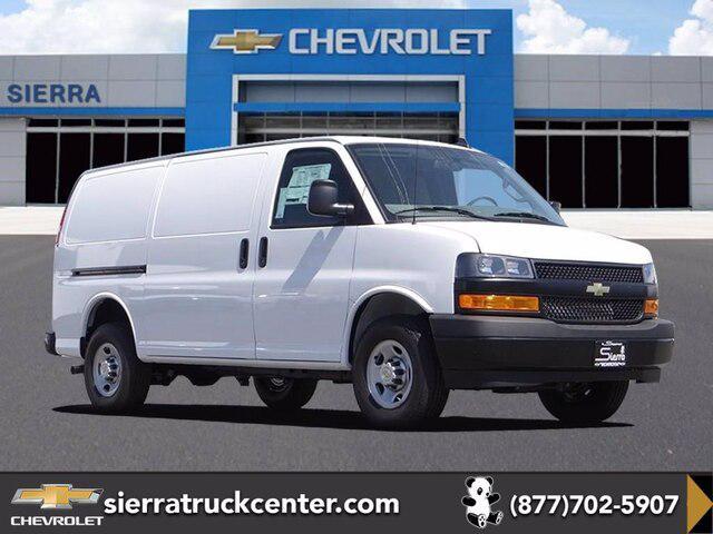 2020 Chevrolet Express Cargo Van RWD 2500 135″ [0]