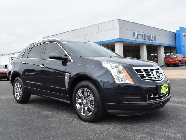 2015 Cadillac Srx Luxury Collection [11]