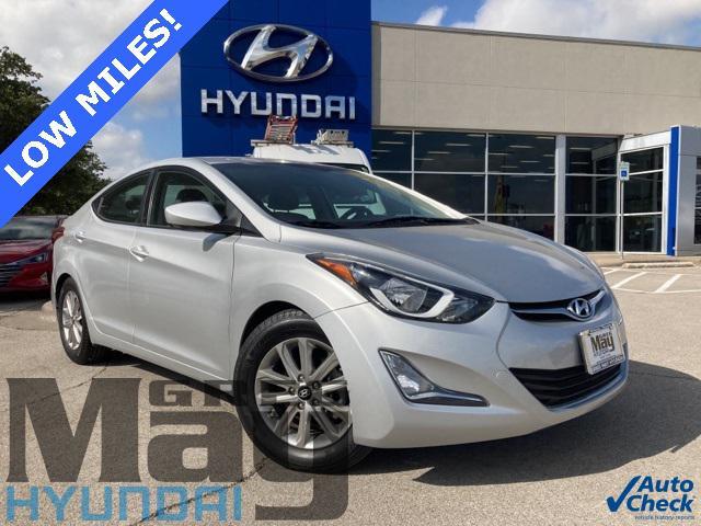 2016 Hyundai Elantra SE [2]