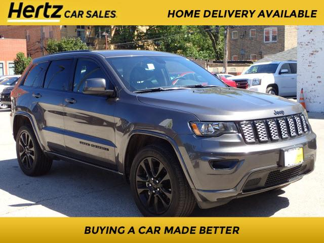 2019 Jeep Grand Cherokee Altitude for sale in Chicago, IL