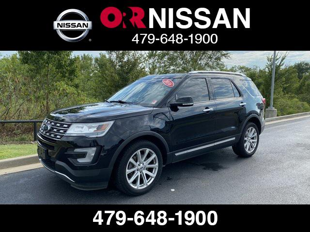 2016 Ford Explorer Limited [16]