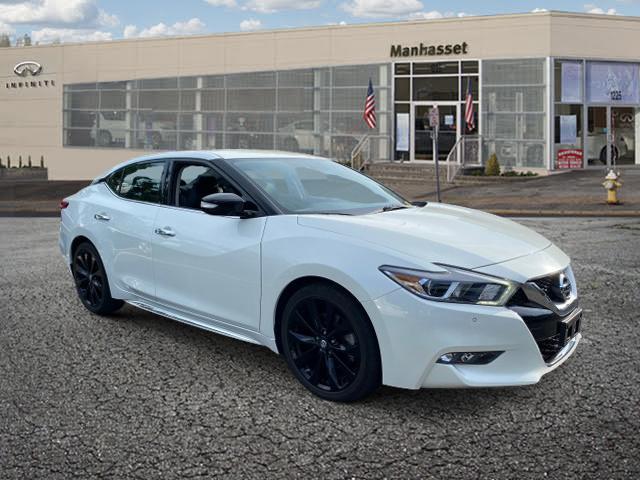 2017 Nissan Maxima SR [12]