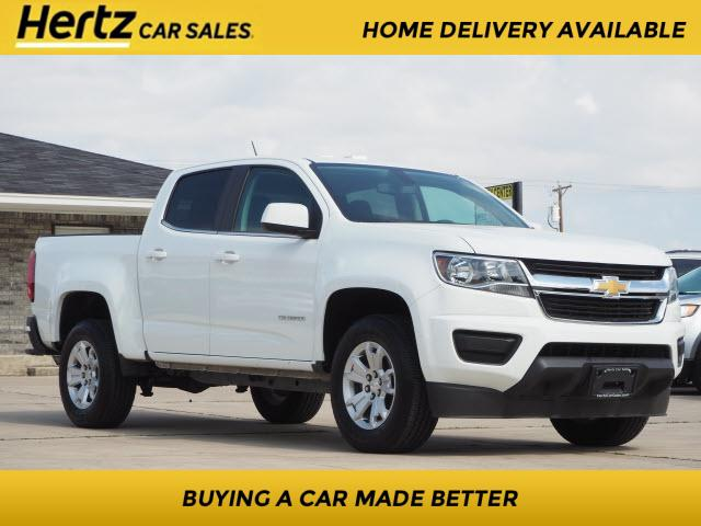 2020 Chevrolet Colorado 2WD LT for sale in Killeen, TX