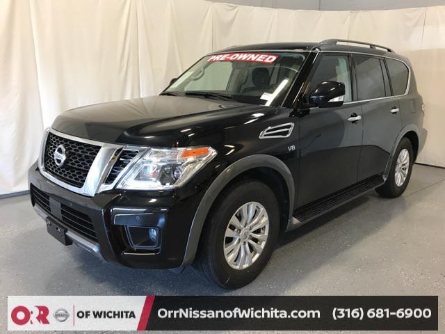 2019 Nissan Armada SV [5]