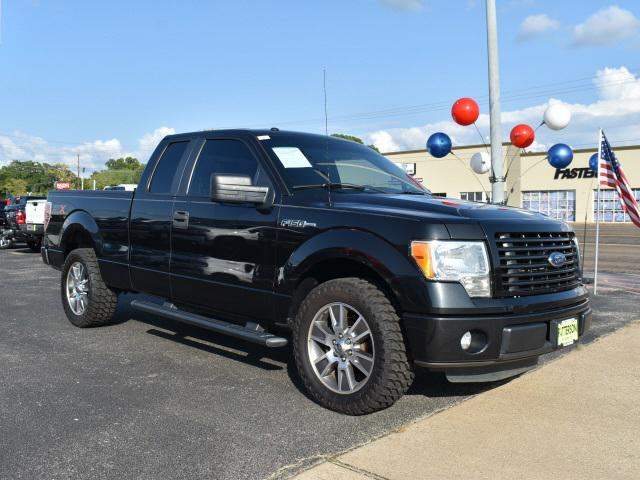 2014 Ford F-150 [0]