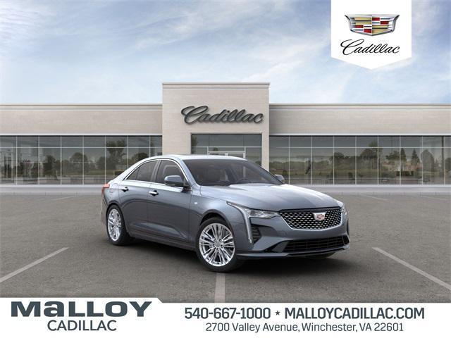 2020 Cadillac Ct4 Premium Luxury for sale in Winchester, VA