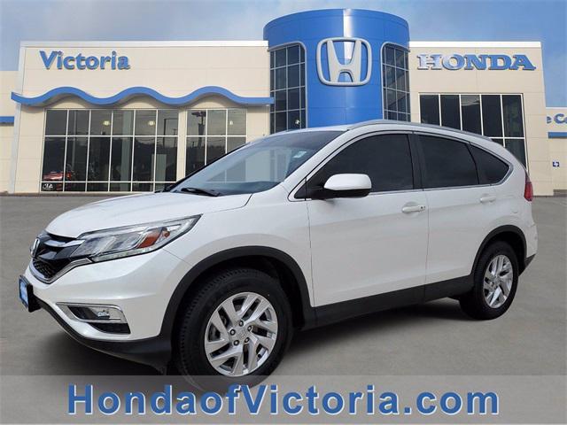 2016 Honda Cr-V EX-L [1]