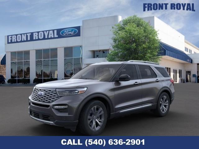 2020 Ford Explorer Platinum for sale in Front Royal, VA