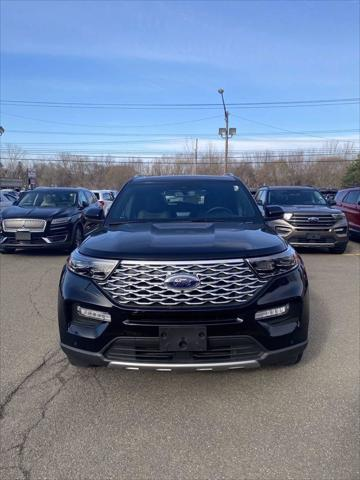2020 Ford Explorer Platinum for sale in Vestal, NY