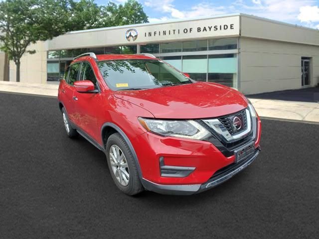 2017 Nissan Rogue SV [0]