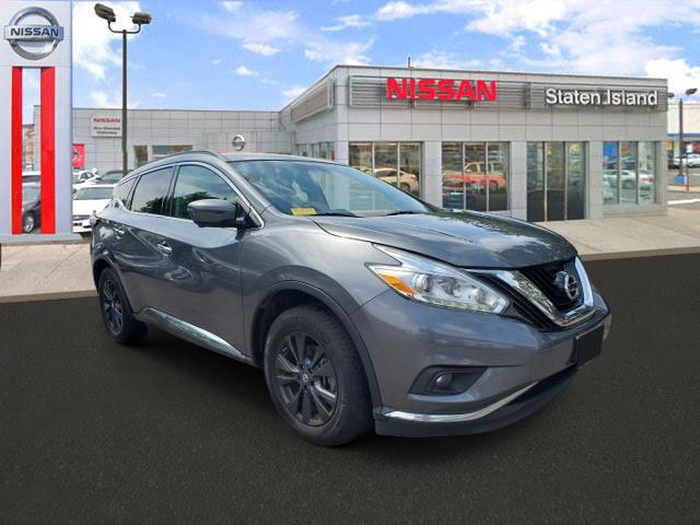 2017 Nissan Murano SV [0]