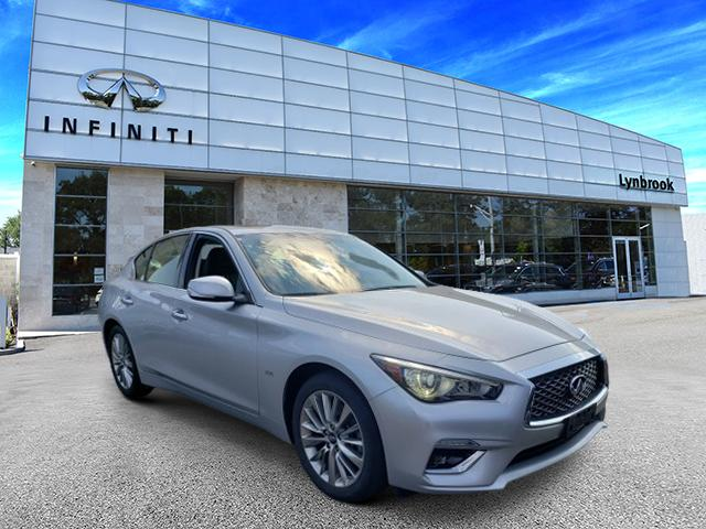 2018 INFINITI Q50 3.0t LUXE AWD [19]