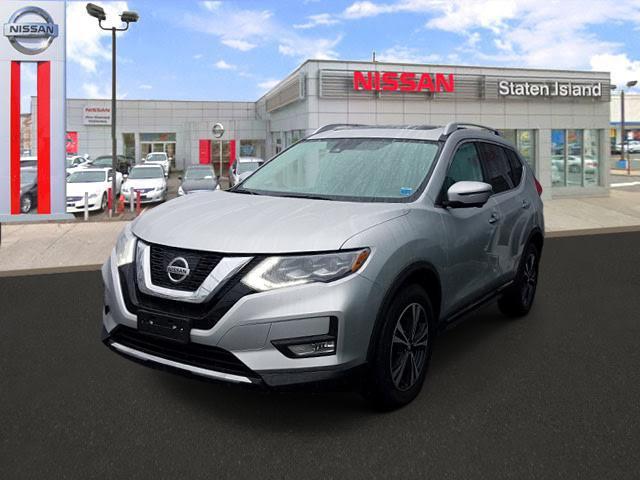 2017 Nissan Rogue AWD SL [0]