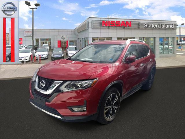 2017 Nissan Rogue Sport AWD SL [14]